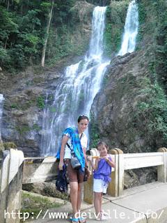 San Teodoro Tamaraw Falls
