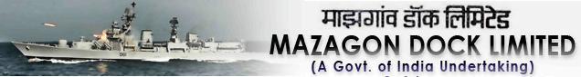 Mazagon Dock Recruitment May 2013