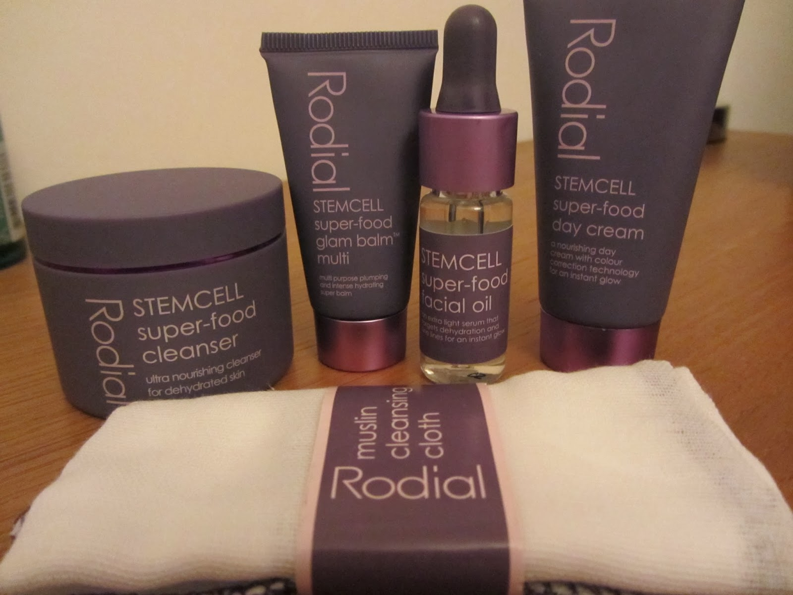 What Laura Loves Today Rodial Stem Cell Discovery Kit A