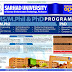 Sarhad University MS M.Phil and Phd  Admission 2016 Online