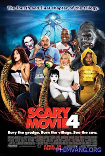 Phim Kinh Dị 4 - Scary Movie 4 (2006)