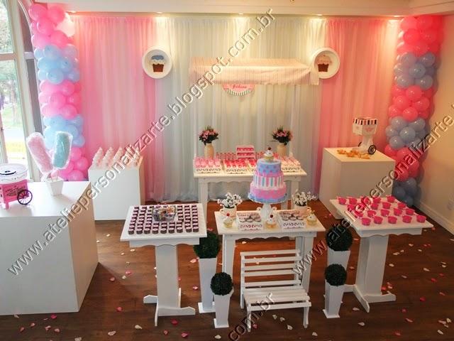 decoracao festa infantil cupcakes porto alegre
