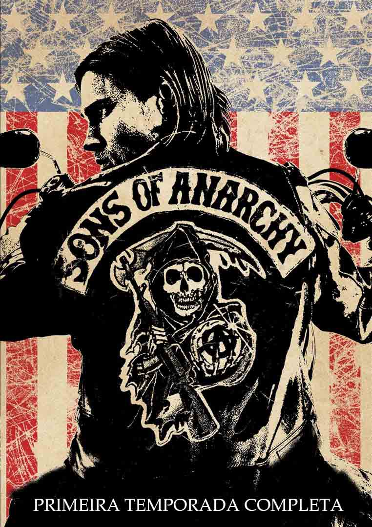 Sons of Anarchy 1ª Temporada Torrent - BluRay 720p Dual Áudio