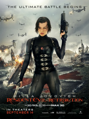 Resident Evil 5: Retribuio Dublado 