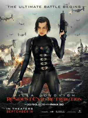 Resident Evil 5: Retribuição – Dublado ou Legendado (2012)