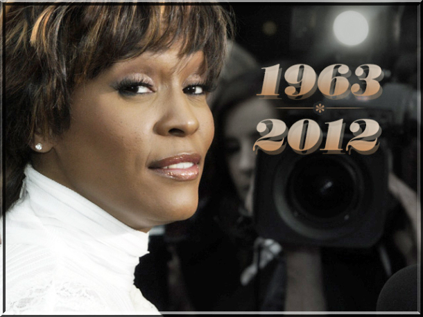 Whitney Houston Dead