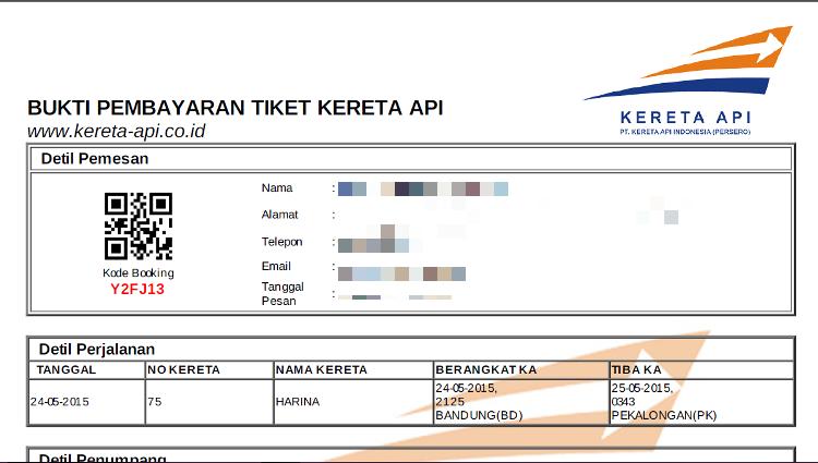 Tutorial Pemesanan Tiket Kereta Api Online 7 Langkah Lengkap