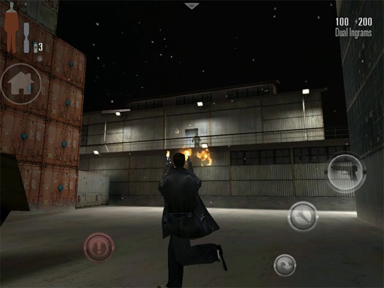 Max Payne for The new iPad 3