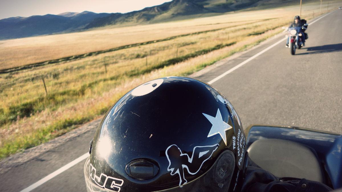 US-285 Colorado motorcycles