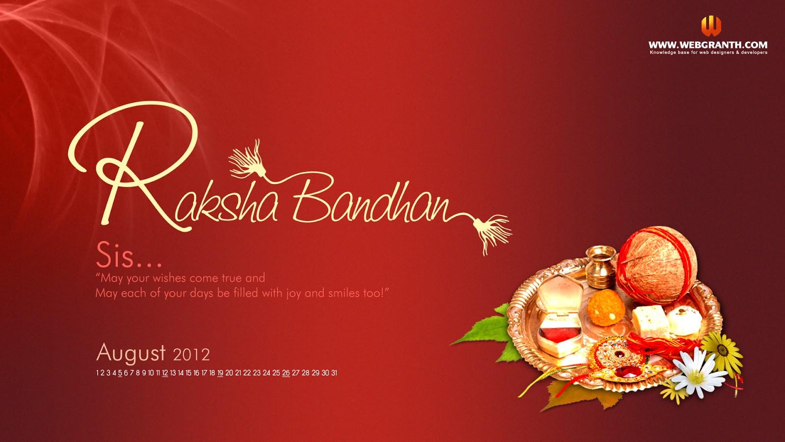 Rakhi Raksha Bandhan Quotes Raksha Bandhan 2015 Sms