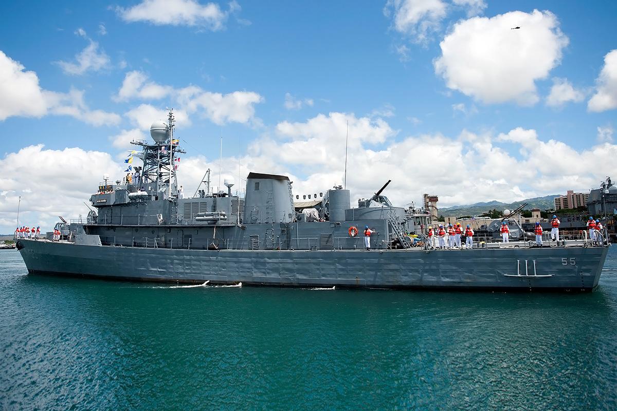Corbeta Nariño Armada Colombia