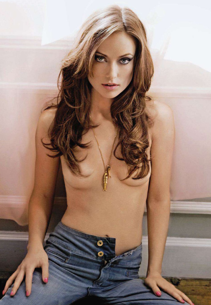 Hot Olivia Wilde Poster