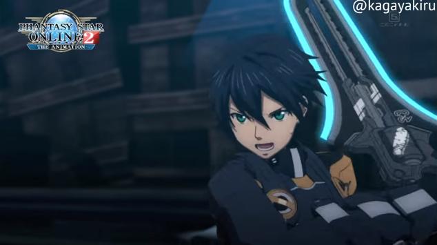 'Phantasy Star Online 2: The Animation' Perlihatkan Iklan TV Yang Perlihatkan Lagu Tema