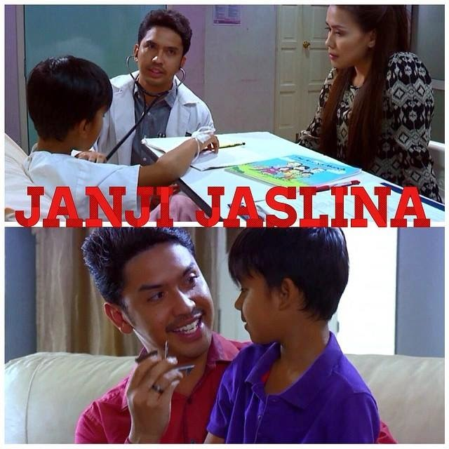 Tonton Download Drama Janji Jaslina Episod 14