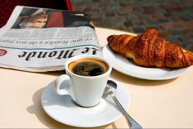 Boire Son Cafe Tasse Ect