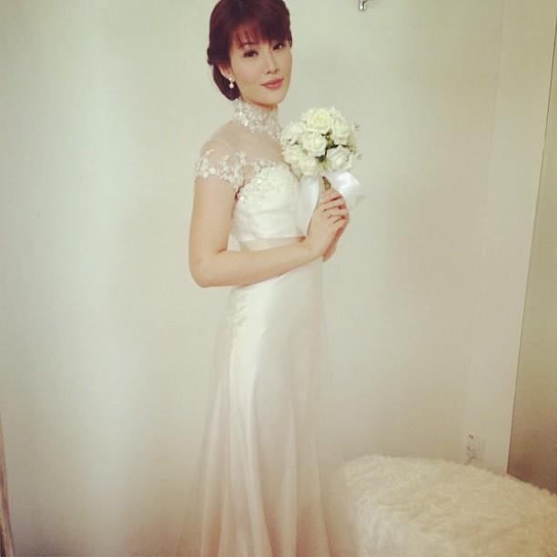 Soo Wincci Pengantin Majlis Perkahwinan