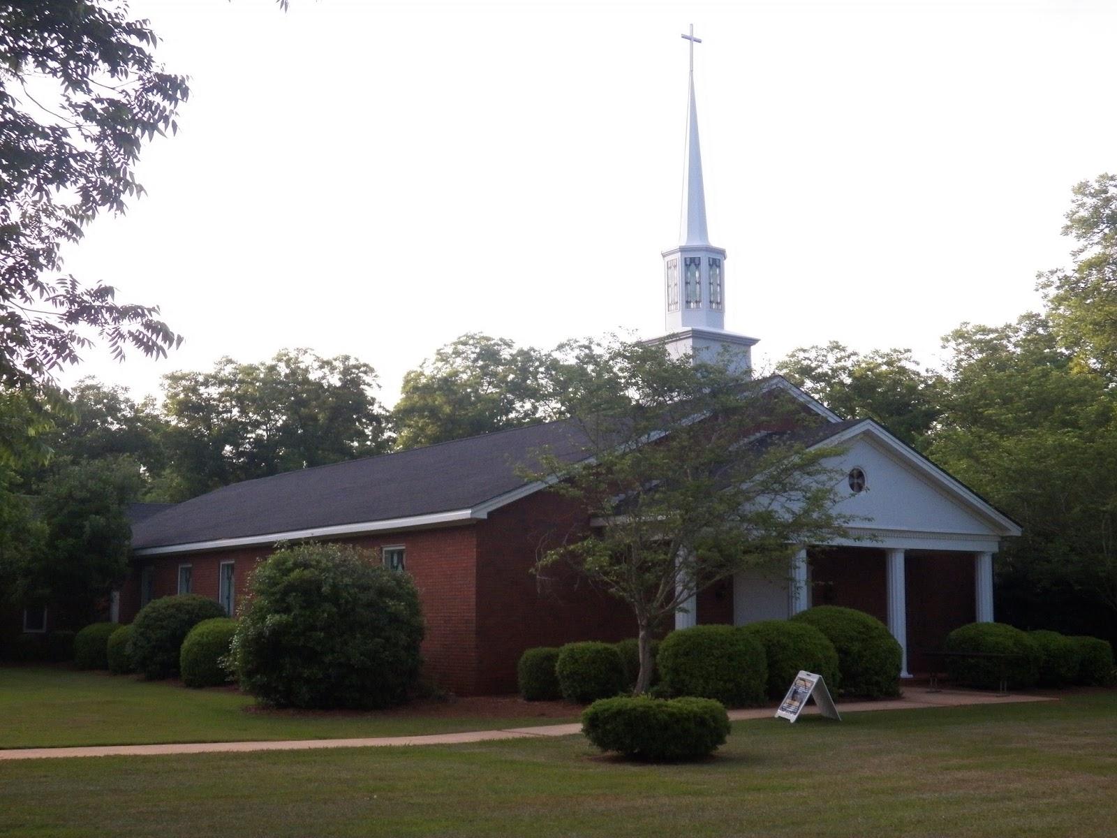 Maranatha Baptist Church Plains GACurrent Of President Carter He Teaches Sunday School Here I Got To Attend A Class In June 2013