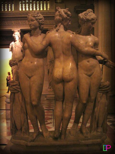 Les 3 Grâces (Louvre)