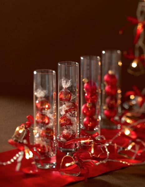 Fashion beauty now estas fiestas no te resistas al - Como decorar centros de mesa para navidad ...