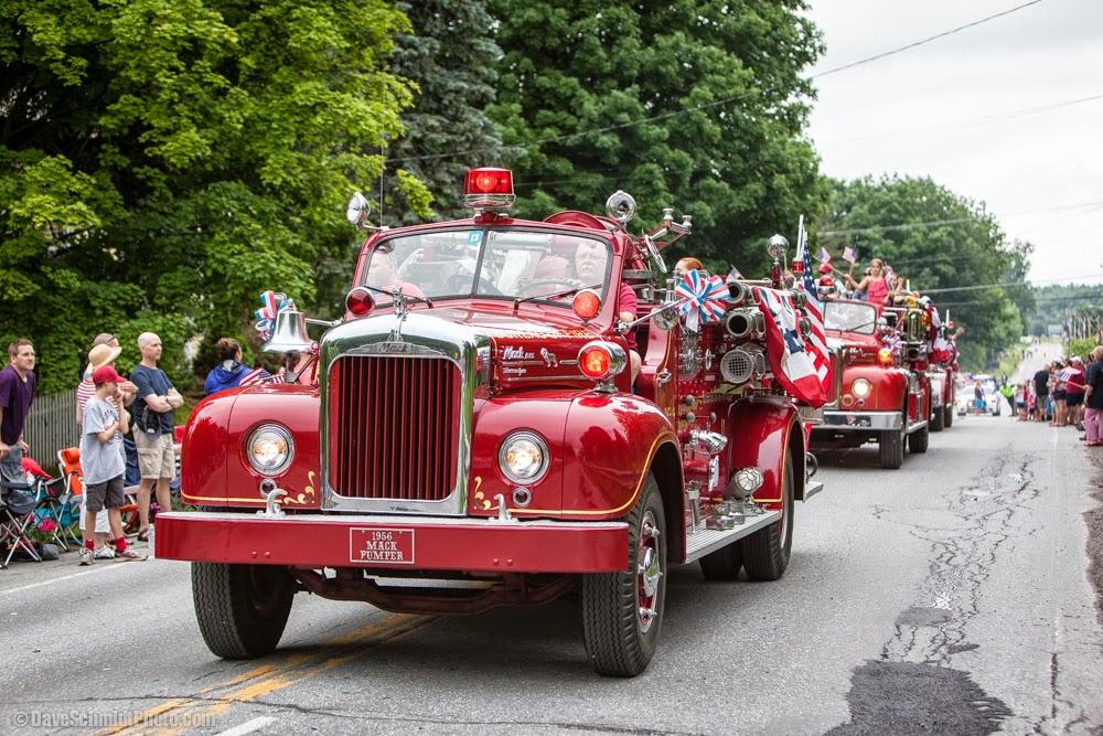 Williston 4th of July Parade
