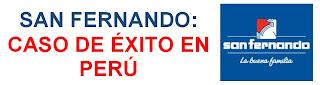 San Fernando: Caso de Éxito en Perú