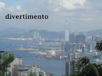 HK Harbour view
