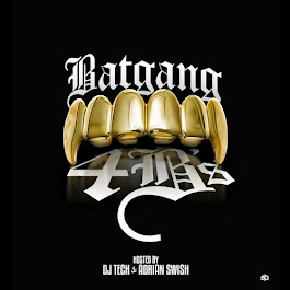"Kid Ink & his Batgang crew entitled ""4Bs"""