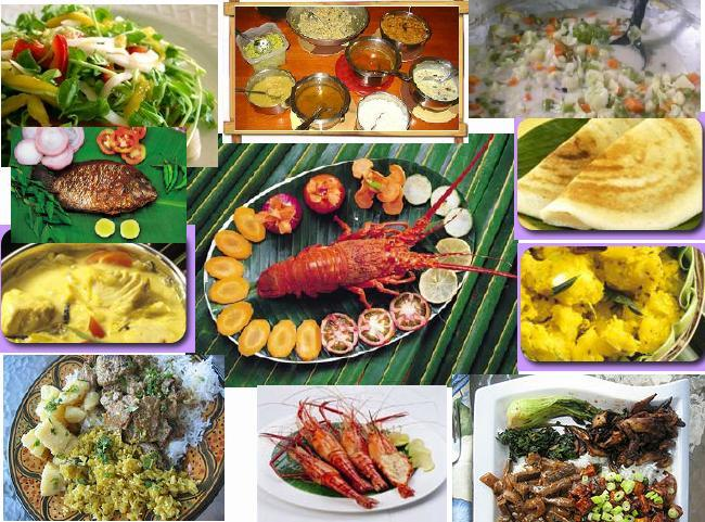 Chef and househusband mediterranean cuisine for Cuisine of kerala