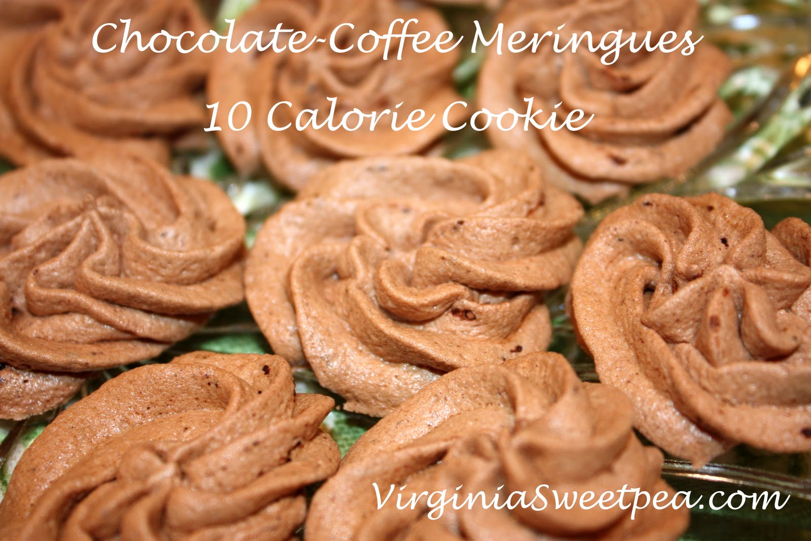 espresso meringues recipe abigail quinn food wine coffee meringues