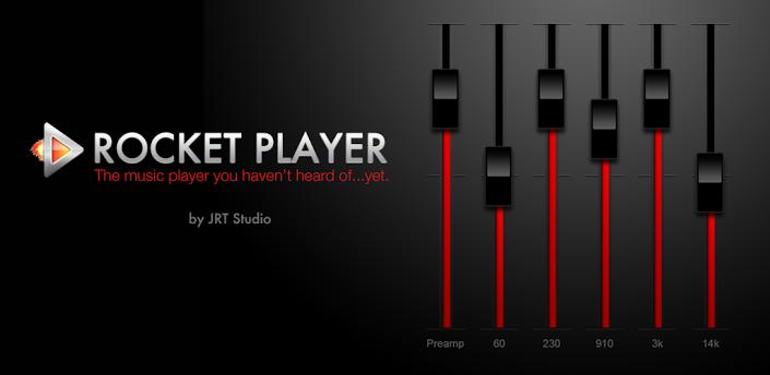 Rocket Music Player Premium 2.8 free apk