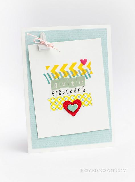 Сделать открытку с пожеланием