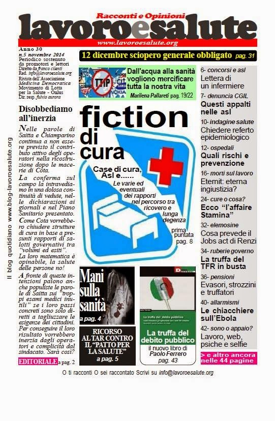 Periodico novembre 2014