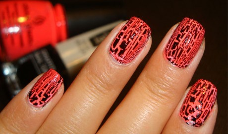 Nail Designs A Little Gem For Locating The Right Crackle Nail Polish