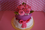 Two Tier Stack Cake