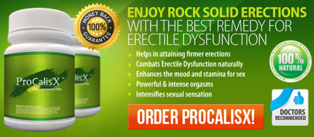 ProCalisX Erection Enhancer