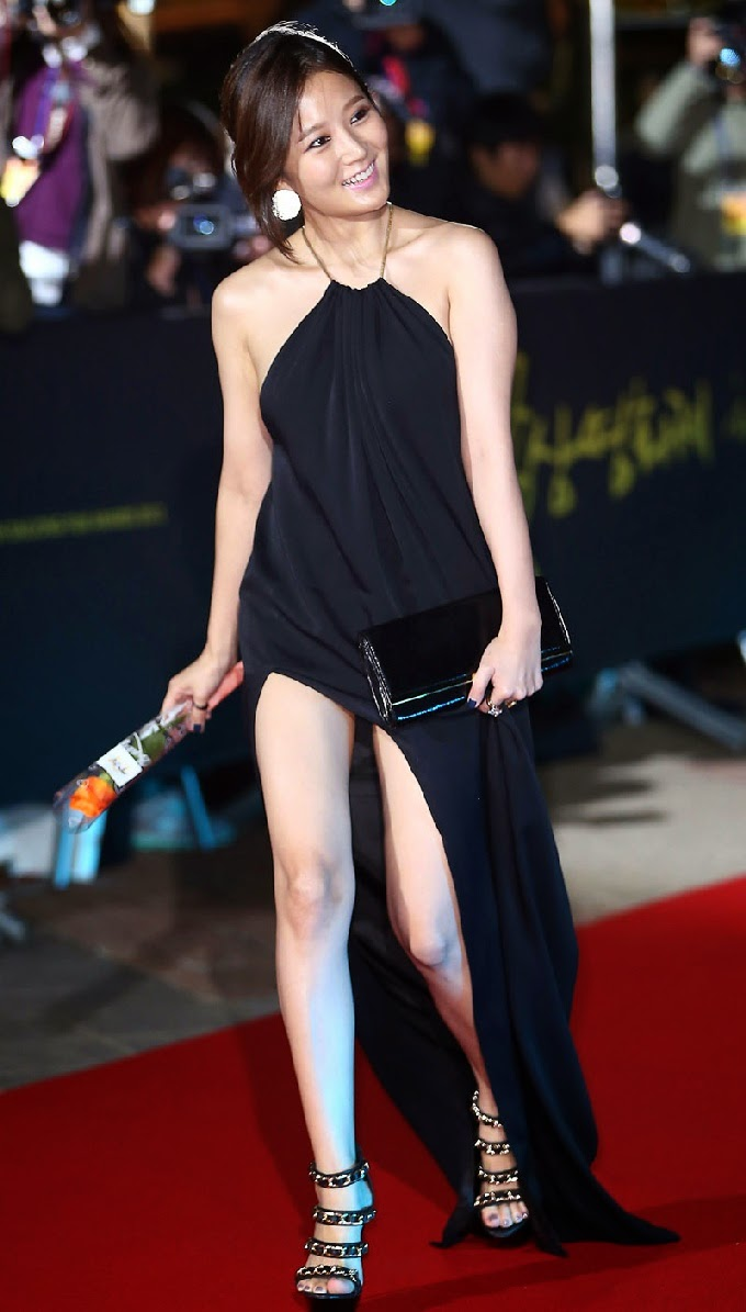 Im Jung Eun (임정은, 林晶恩 Lín jīng'ēn) - 49th Daejong Film Festival Awards (DFFA 2012) on 30 October 2012