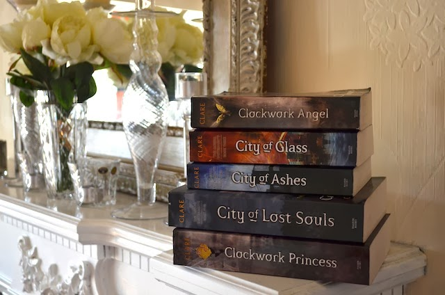 The Mortal Instruments The Infernal Devices YA Series Recommendations