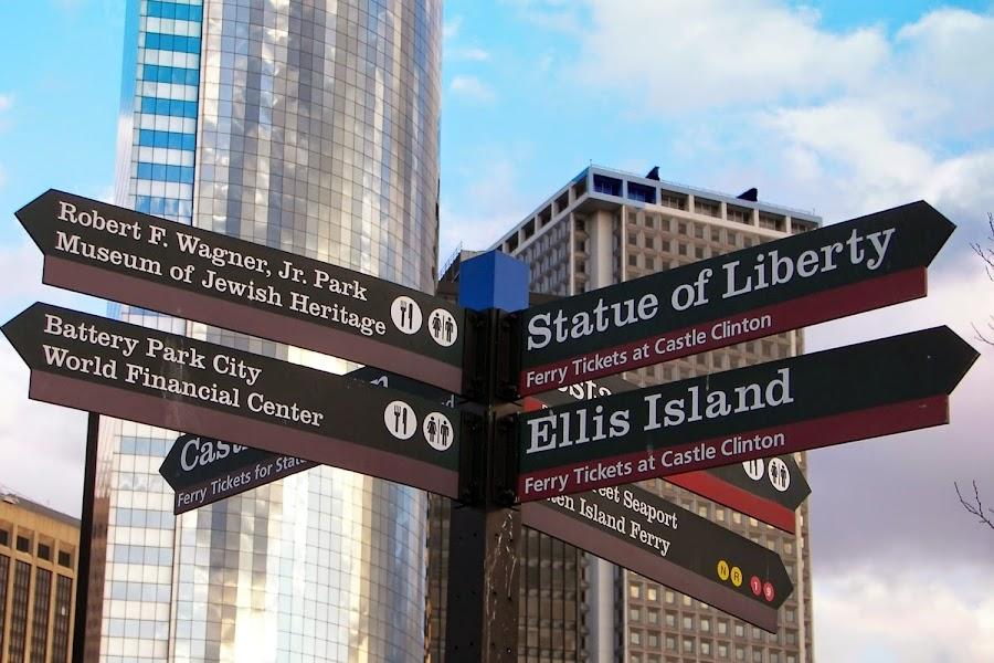 Infinidad de atracciones turísticas en Nueva York