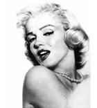 Marilyn Monroe Pearls