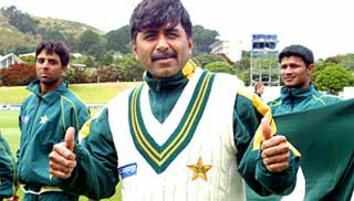 Javed Miandad Pakistani Crickter