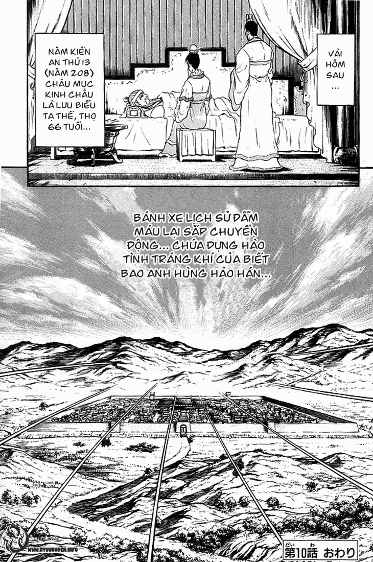 Chú Bé Rồng - Ryuuroden chap 10 - Trang 46