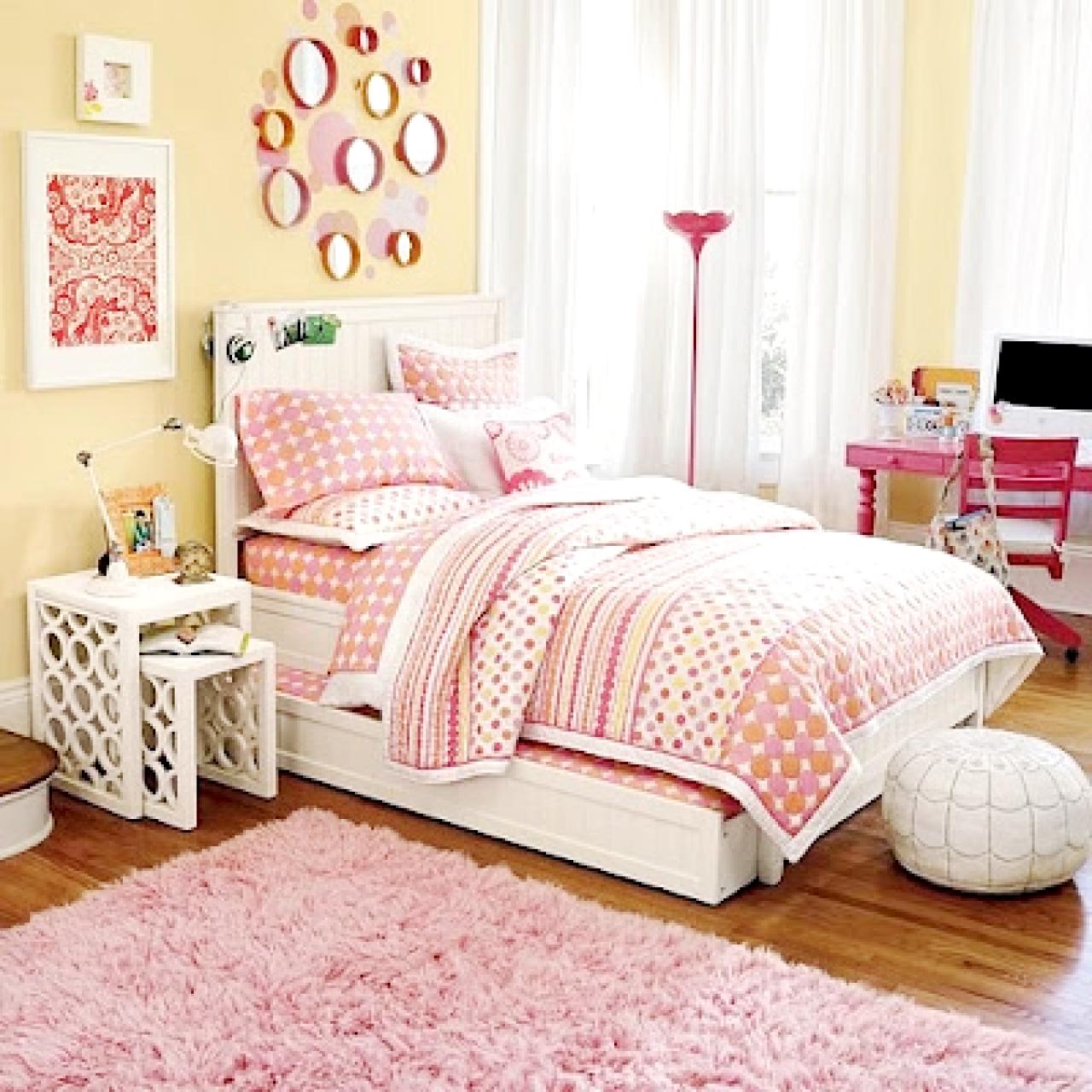 Decoração de quarto de meninas