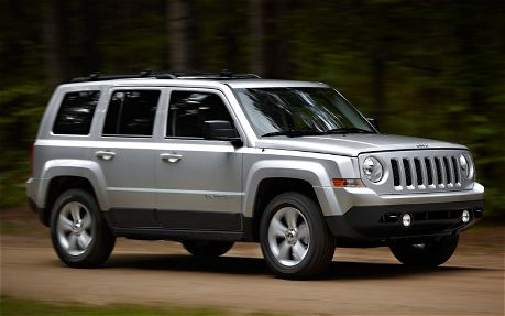 Jeep Patriot Tire Sizes Photos
