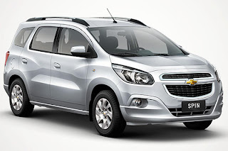New Chevrolet Spin