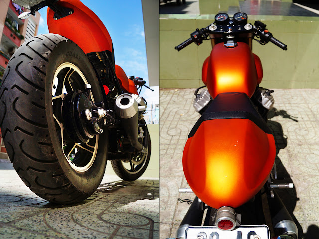 Honda CX650 Cafe Racer | Honda Cafe Racer | Honda Cafe Racer Seat | Honda Cafe Racer for sale | Honda Cafe Racer Parts