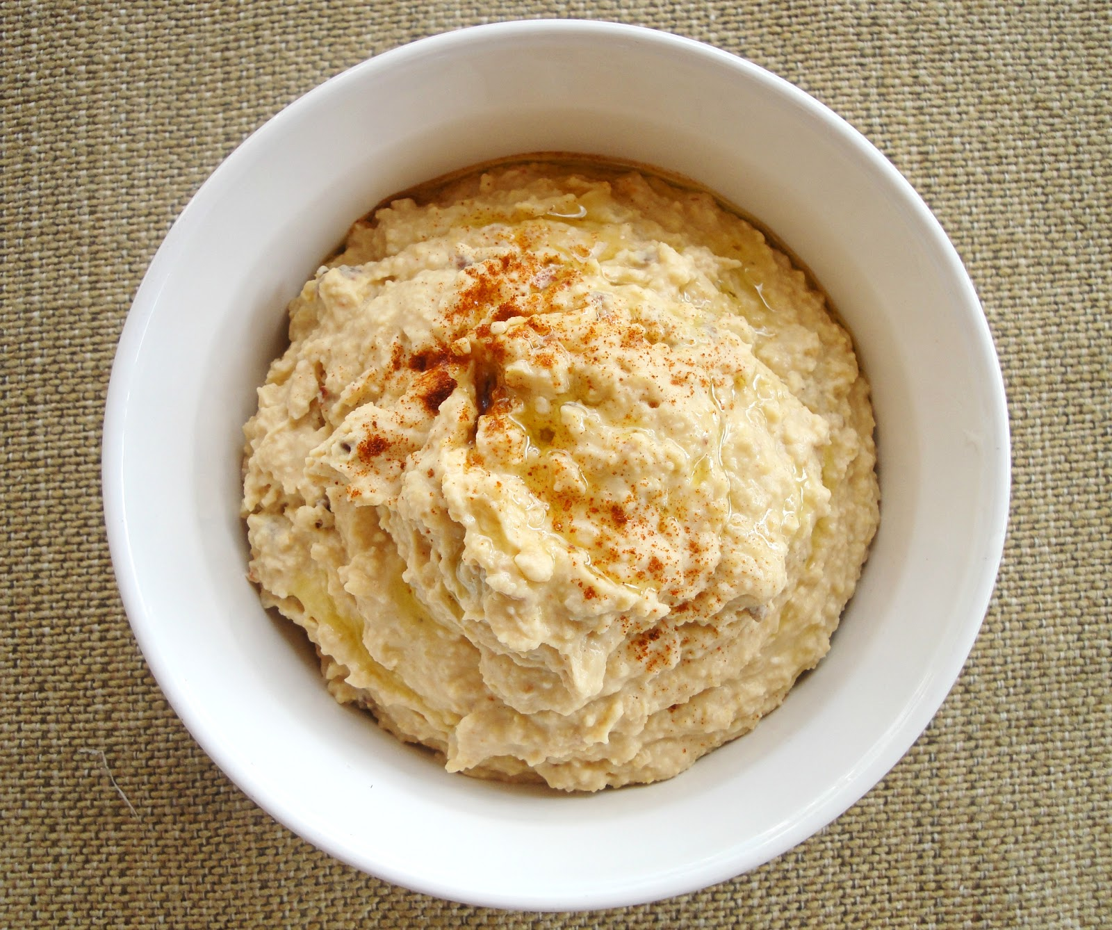 Food, Love, & Life: {recipe} sun-dried tomato hummus