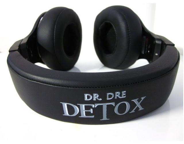 Special Edition Dr  Dre Detox Pro Beats HeadphonesDr Dre Detox Headphones