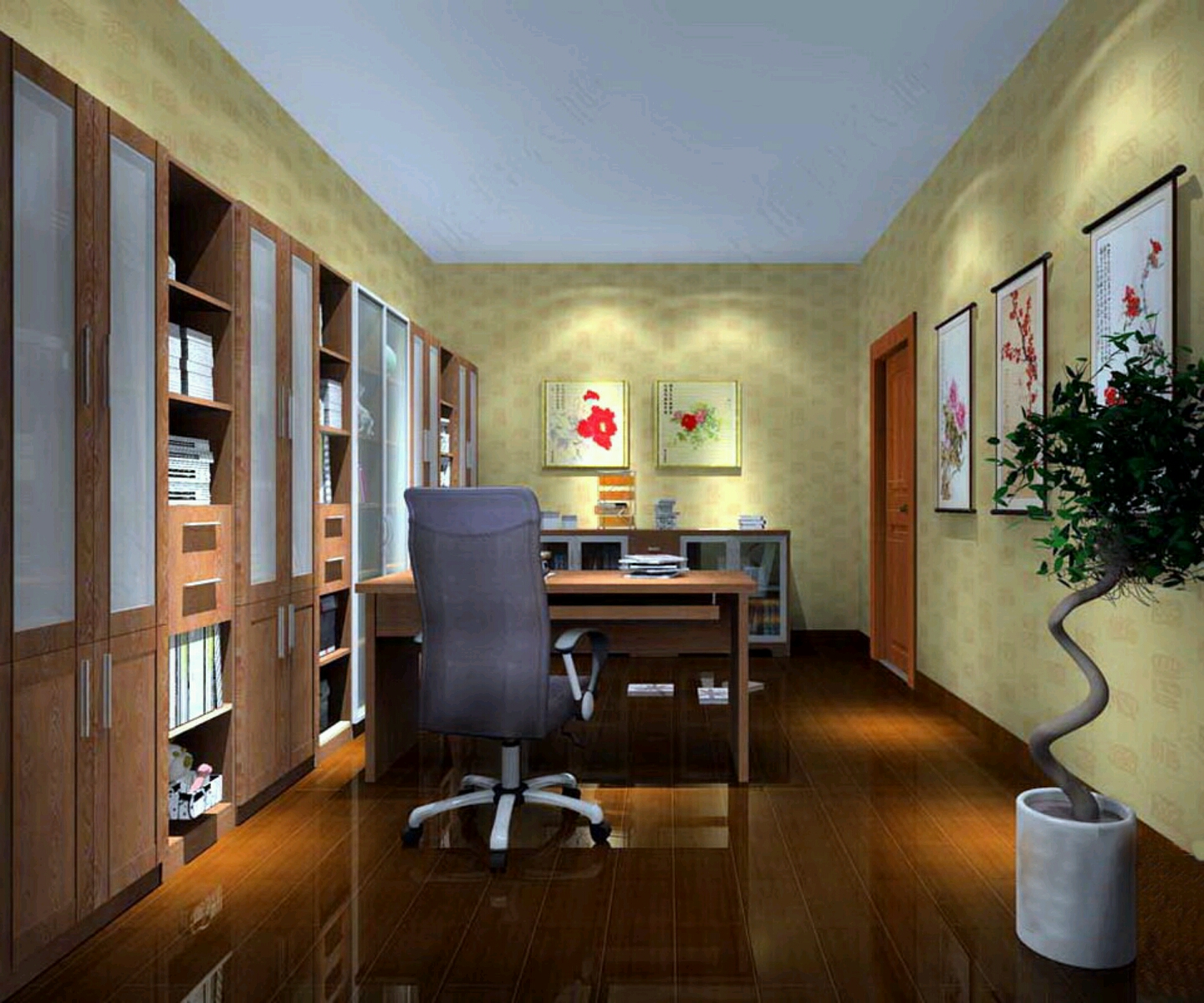 Study furniture designs ideas furniture gallery Home study furniture design