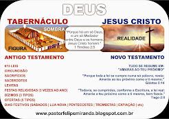 O Tabernáculo e Jesus Cristo