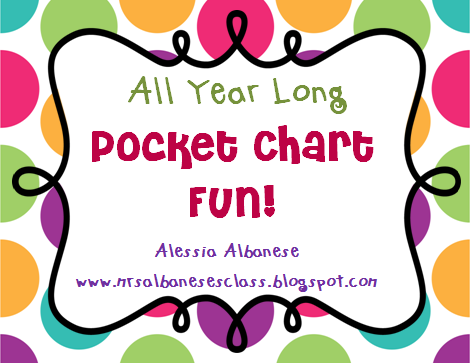 http://www.teacherspayteachers.com/Product/All-Year-Long-Pocket-Chart-Fun-269389